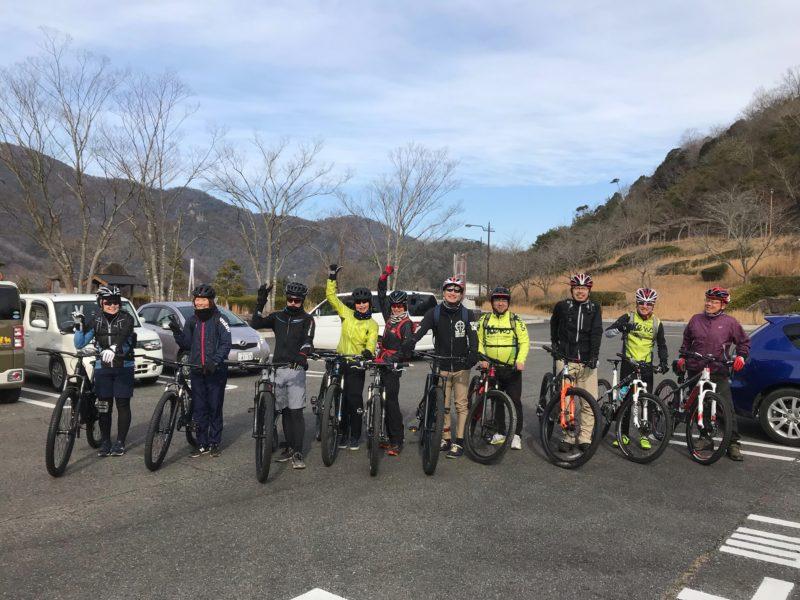 山サイ~マウンテンバイクで山へサイクリングに行ってきました!!~