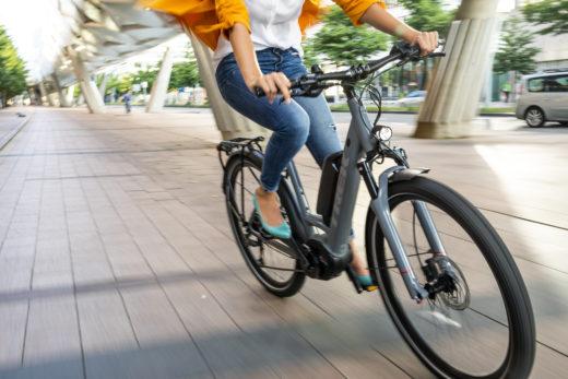 可能性を広げてくれる電動アシストバイク