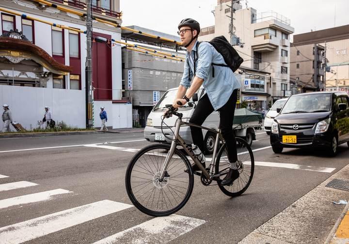 自転車通勤のコツ